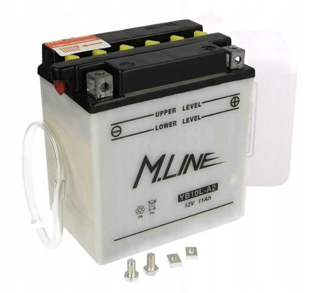 Akumulator z elektrolitem Yamaha XV 125 250 Virago