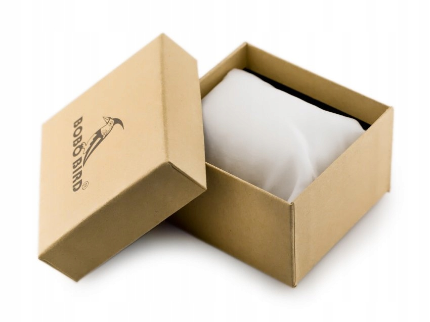 Prezentowe pudełko na zegarek - Bobobird