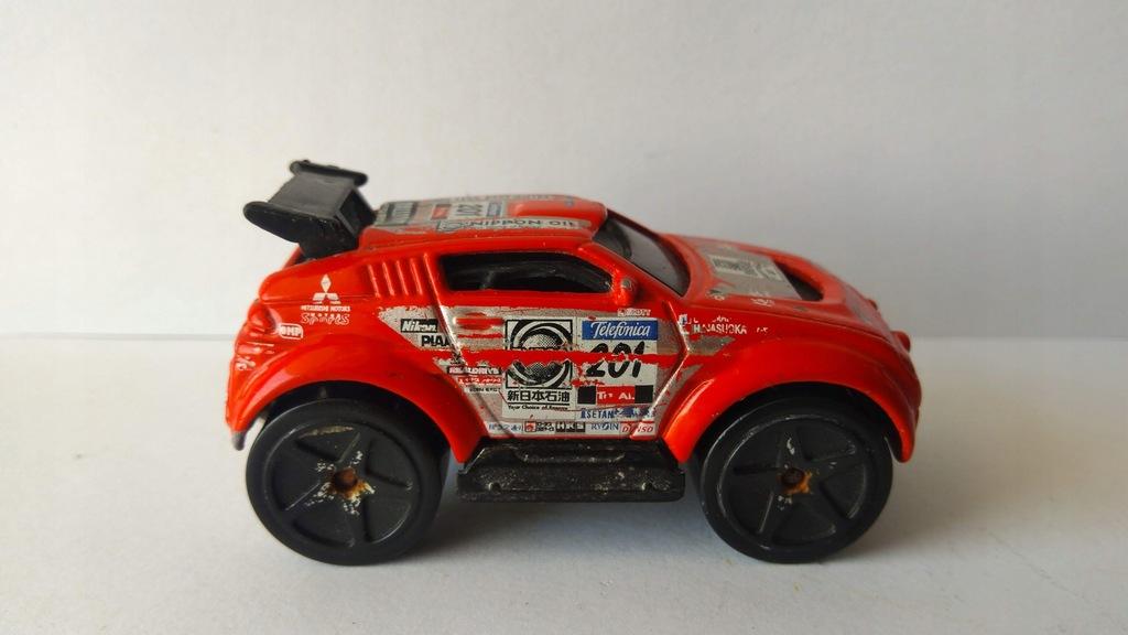 Hot Wheels - Mitsubishi Pajero - Mattel 2003