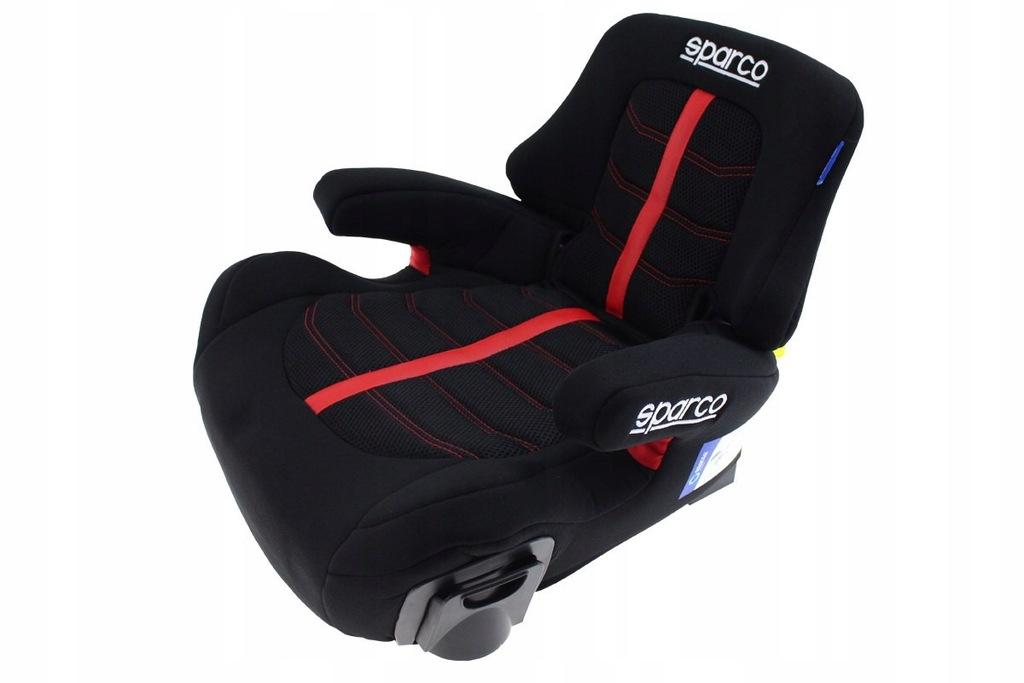 Fotelik Dziecięcy Samochodowy SPARCO SK900IRD ( 22