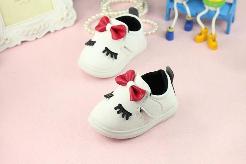 Buty Buciki Niechodki dla dziewczynki KOLORY 15 cm