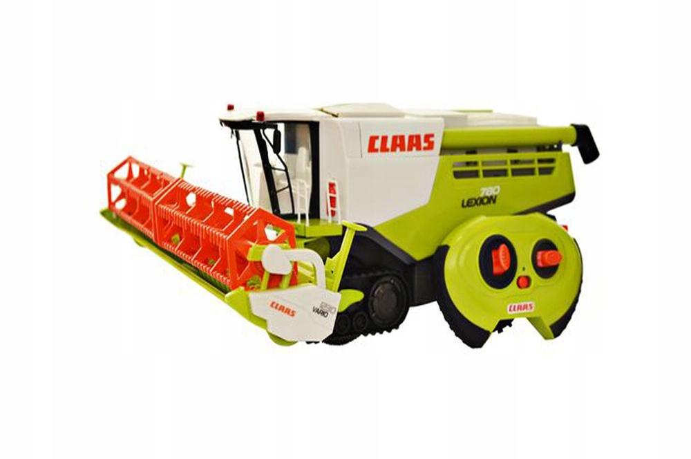 Kombajn Claas Lexion 780 RC zdalnie sterowany