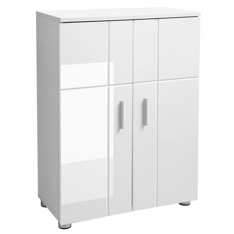 Szafka,komoda łazienkowa biała z szufladą 60X30X82
