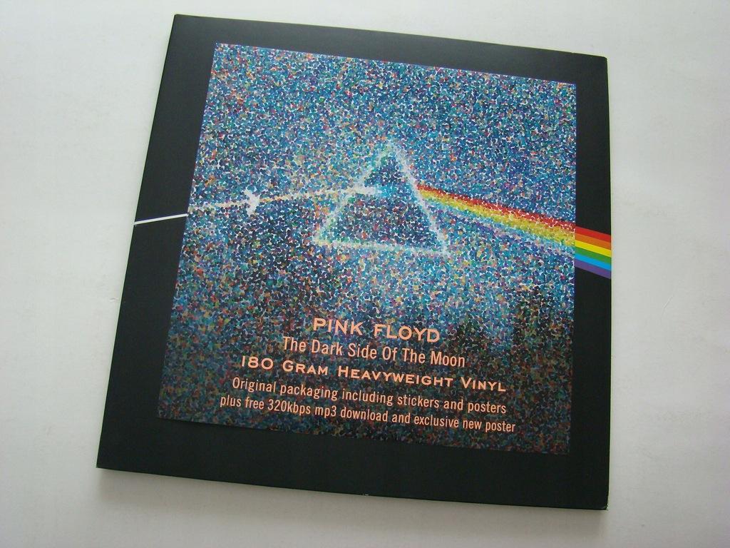 Pink Floyd The Dark Side Of The Moon 180g WINYL