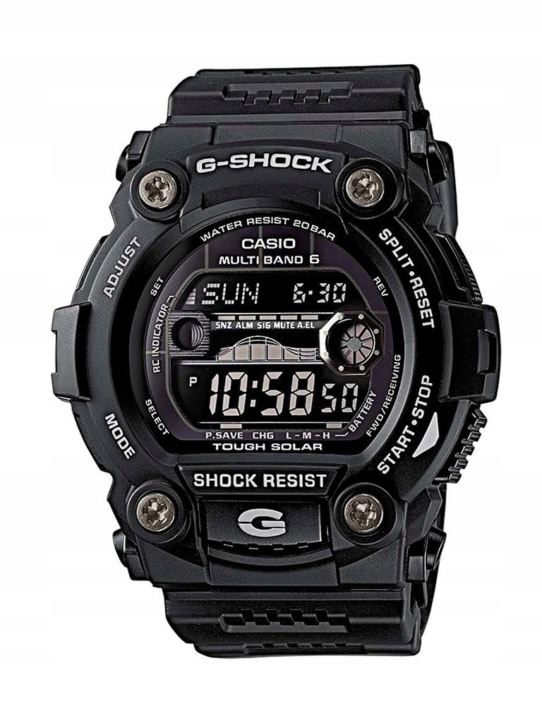 Zegarek CASIO GW-7900B-1ER G-SHOCK SOLAR 20ATM