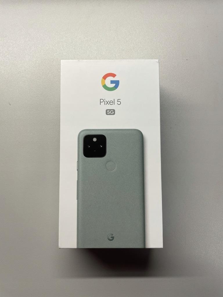 Google Pixel 5 128GB - Sorta Sage