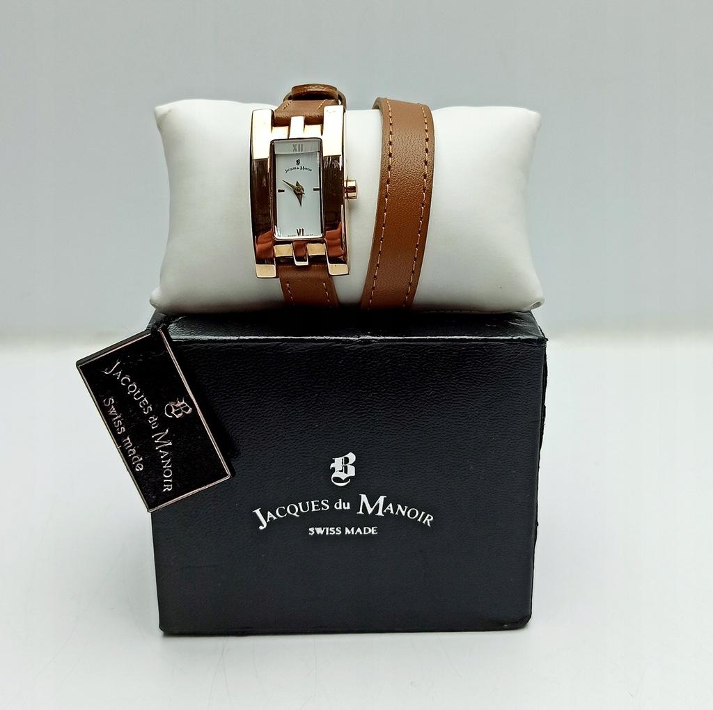 Zegarek Jacques du Manoir NIEUŻYWANY D