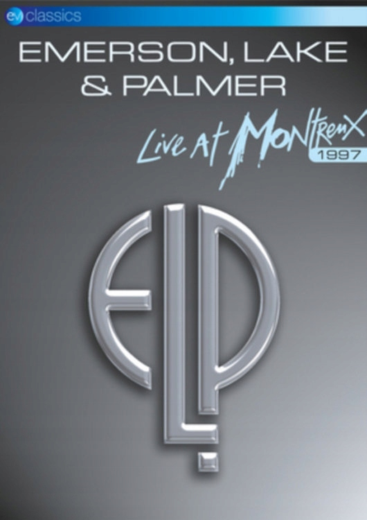 EMERSON, LAKE & PALMER LIVE AT MONTREUX DVD