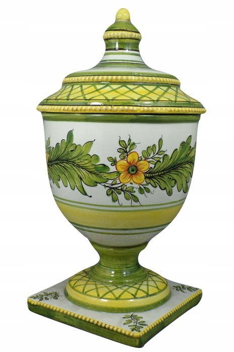 Niesamowita donica - amfora ! ceramika ITALY