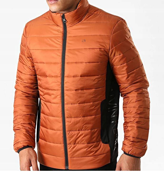 Calvin Klein kurtka K10K105601 GPC brąz XL