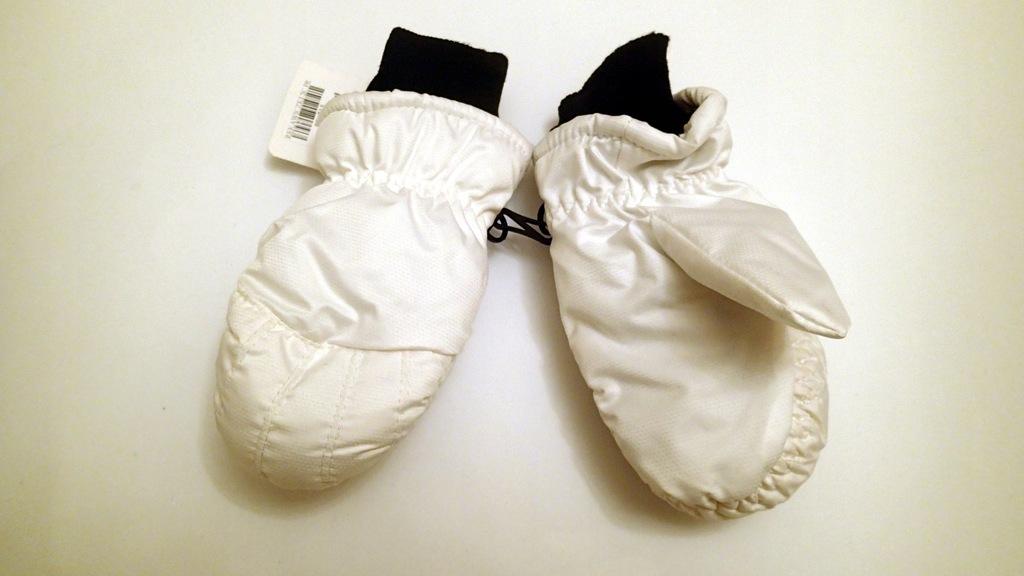 Rękawiczki narciarskie dziecięce nieprzemak R16YO