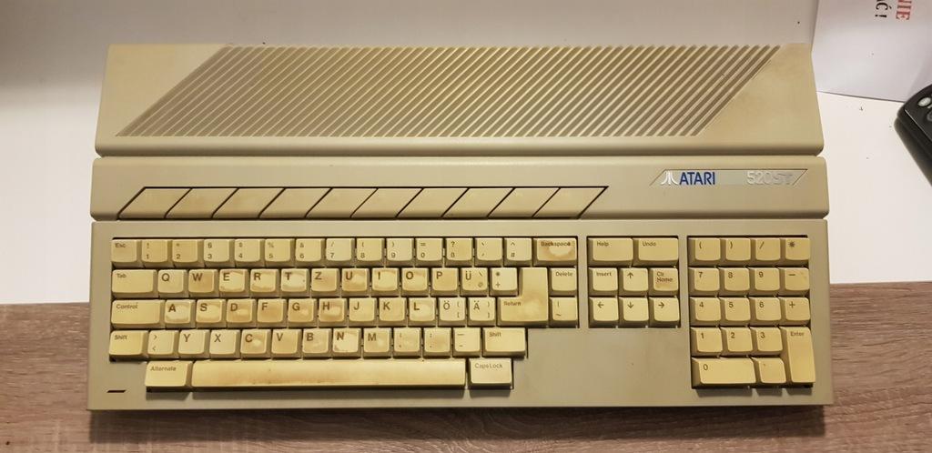 Atari 520 STM BOX