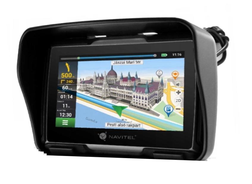 NAVITEL G550 MOTO Nawigacja MOTOCYKLOWA GPS Europy