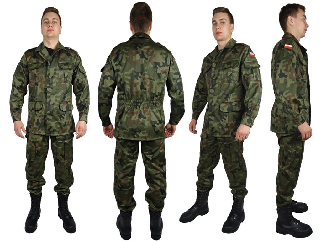 Mundur Wojskowy Polowy Wz 93 Moro Nowy 86 160 76 7128768732 Oficjalne Archiwum Allegro