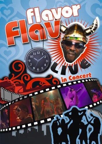 DVD Flavor Flav Live