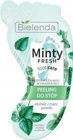 Bielenda Minty Fresh Foot Care Peeling do stóp odś