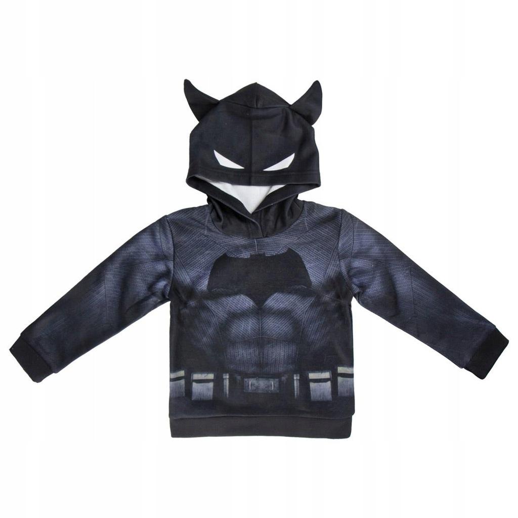 Bluza z kapturem Batman : Rozmiar: - 110