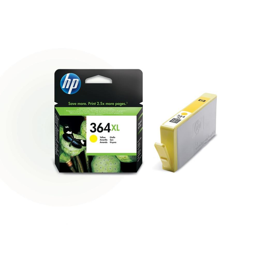 Tusz HP 364XL CB325EE