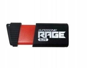 Pendrive SUPERSONIC 128GB RAGE ELITE USB 3.1
