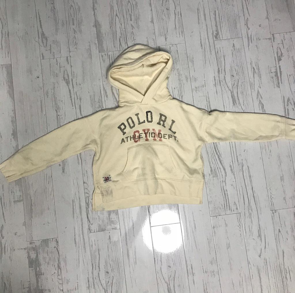 Bluza Polo Ralph Lauren dziecięca 122 cm 7 lat