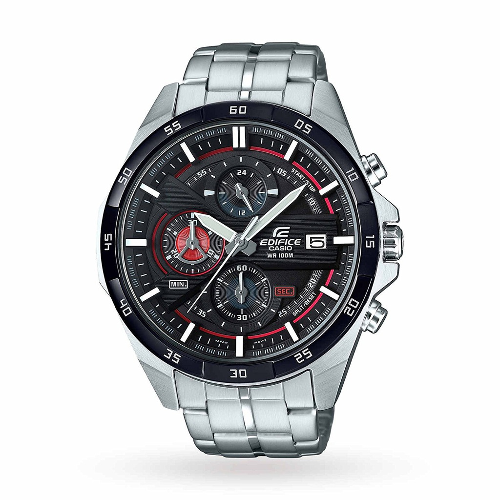 Zegarek CASIO EFR-556DB-1AVUEF chronograf datownik