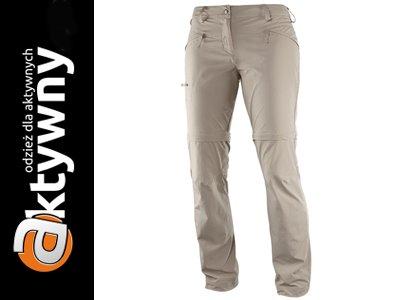 Spodnie Salomon WAYFARER ZIP r.36 (pas76cm) -50%!!