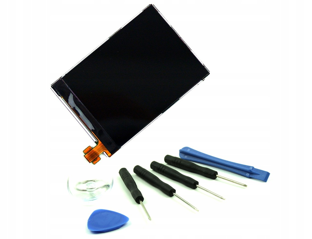 LCD WYŚWIETLACZ NOKIA C5-00 2710 7020 X2 EKRAN X3