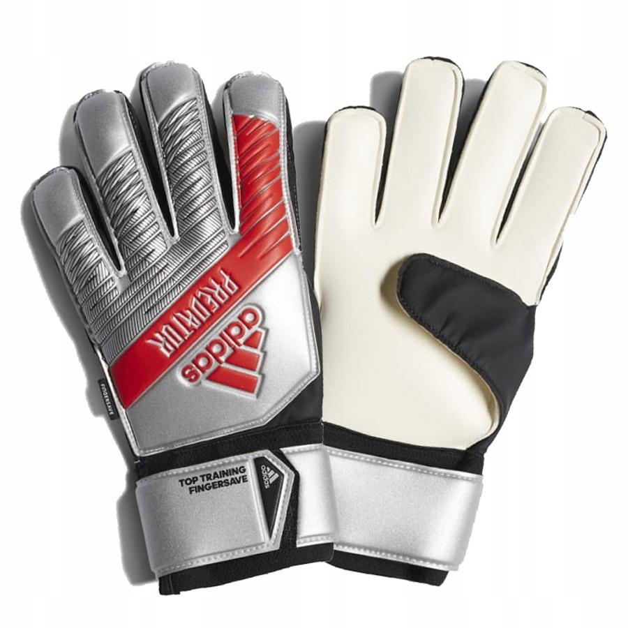 Rękawice adidas Predator TTRN FS DY2608 11 szary