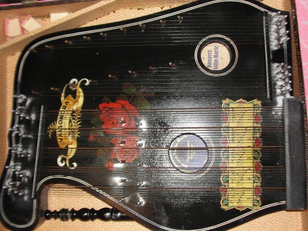 Harfa wiolenczelowa koncertowa Max Lausmann