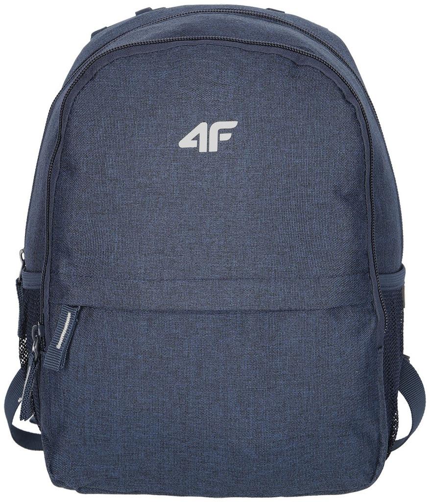 4F plecak H4L19 PCU002 denim melanż