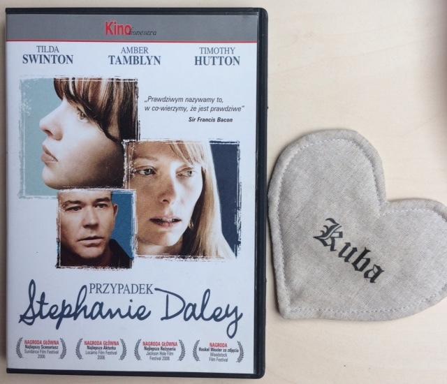 DVD PRZYPADEK STEPHANIE DALEY