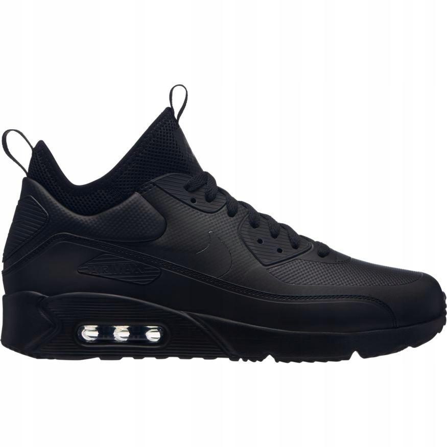 Nike Air Max 90 Ultra Mid Winter 924458 004 czarny