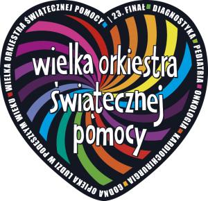 SERCE Serduszko Cegiełka na rzecz 23. Finału WOŚP