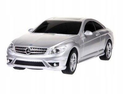 SAMOCHÓD ZDALNIE STEROWANY Mercedes-Benz CL63 AMG