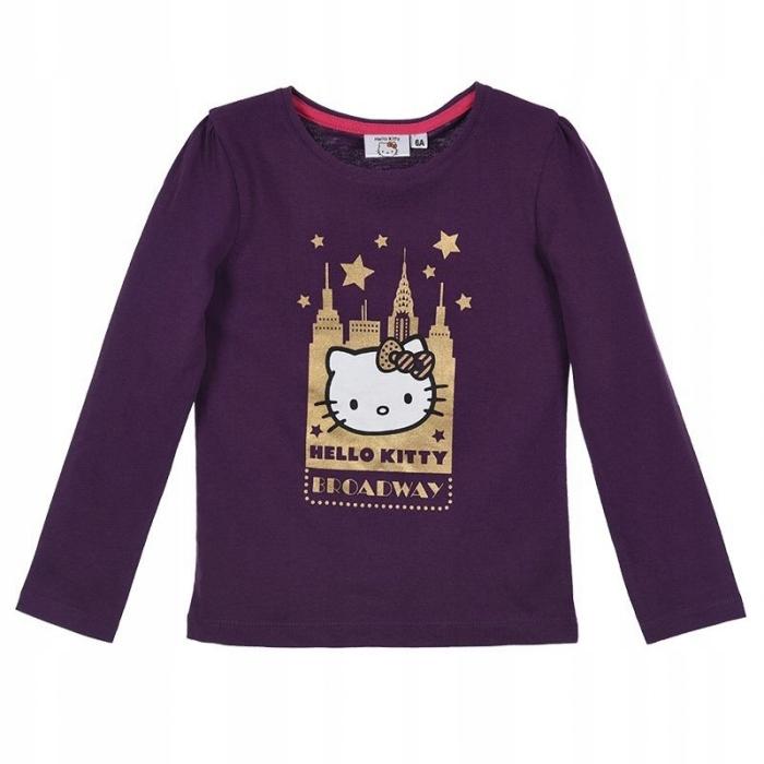 Bluzka dziewczęca Hello Kitty 128 cm
