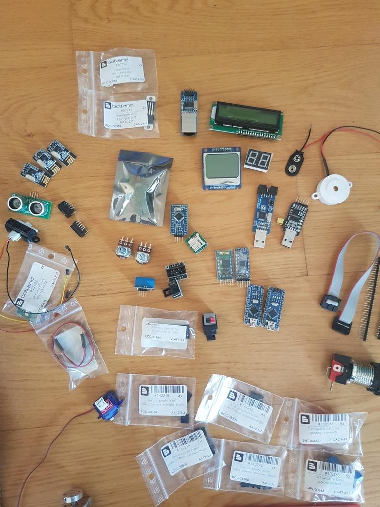 Mega XXL zestaw Arduino