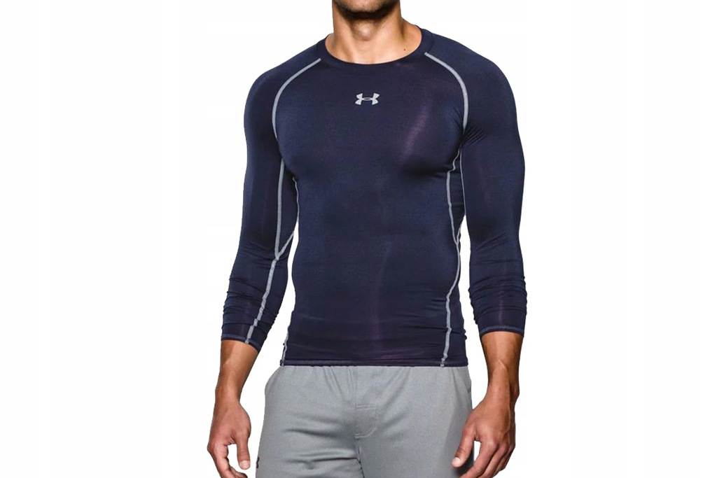 UNDER ARMOUR HG COMPRESS _XXL_ Longsle Kompresyjny