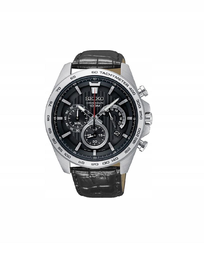 Zegarek męski Seiko SSB305P1 - SKLEP - WYPRZEDAŻ