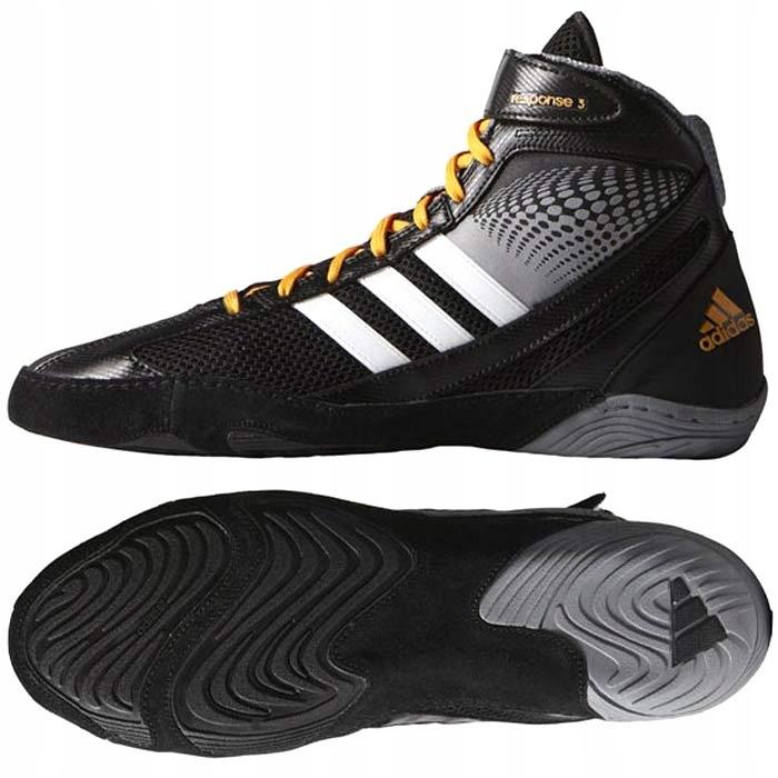 Adidas Response 3.1 Buty BOKS _ ZAPASY _ 39 13