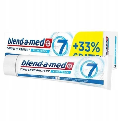 Pasta Blend-a-med Comlplete Protect 7 100 ml