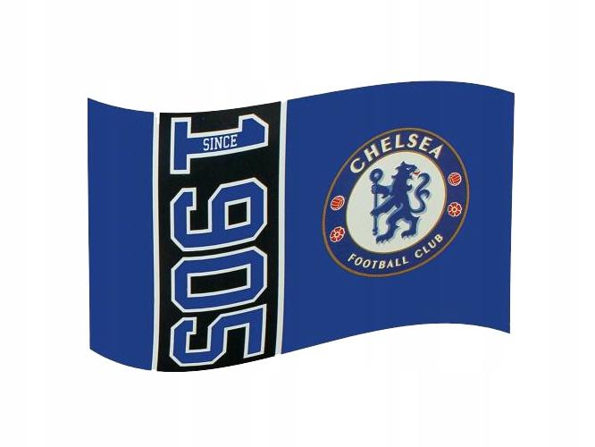 CHL160: Chelsea Londyn - oficjalna flaga klubowa