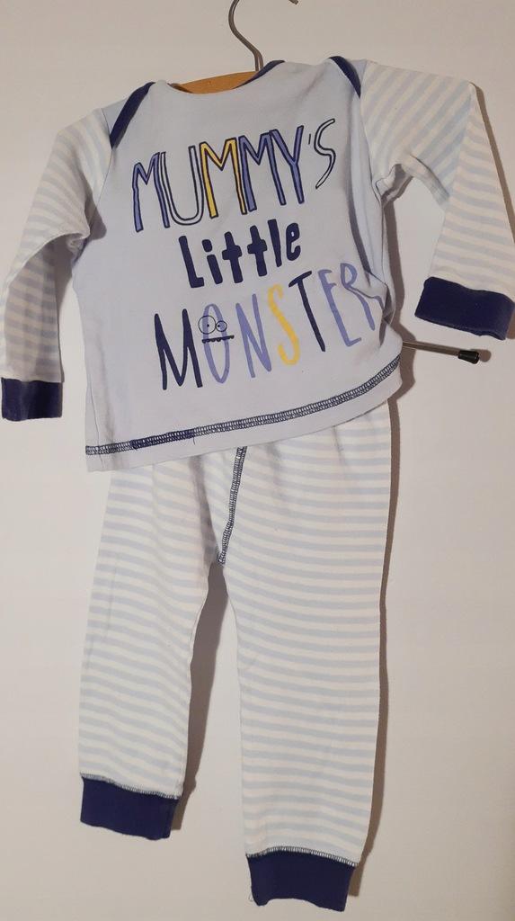 Piżamka na 12-18 m-cy