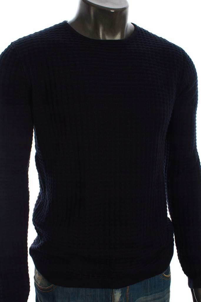 ZARA MAN Sweterek do jeansów mega styl | L