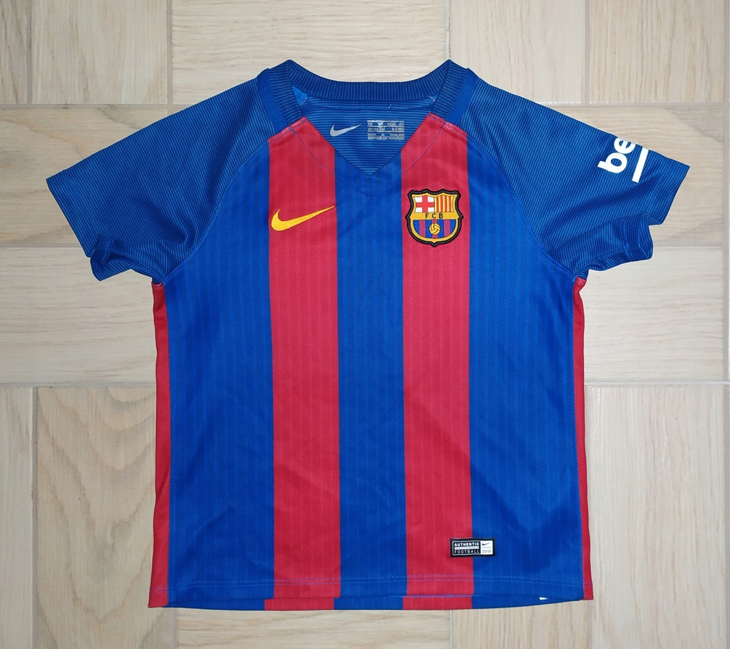 Koszulka Nike FCB Barcelona 3-4 lat 96-104 cm