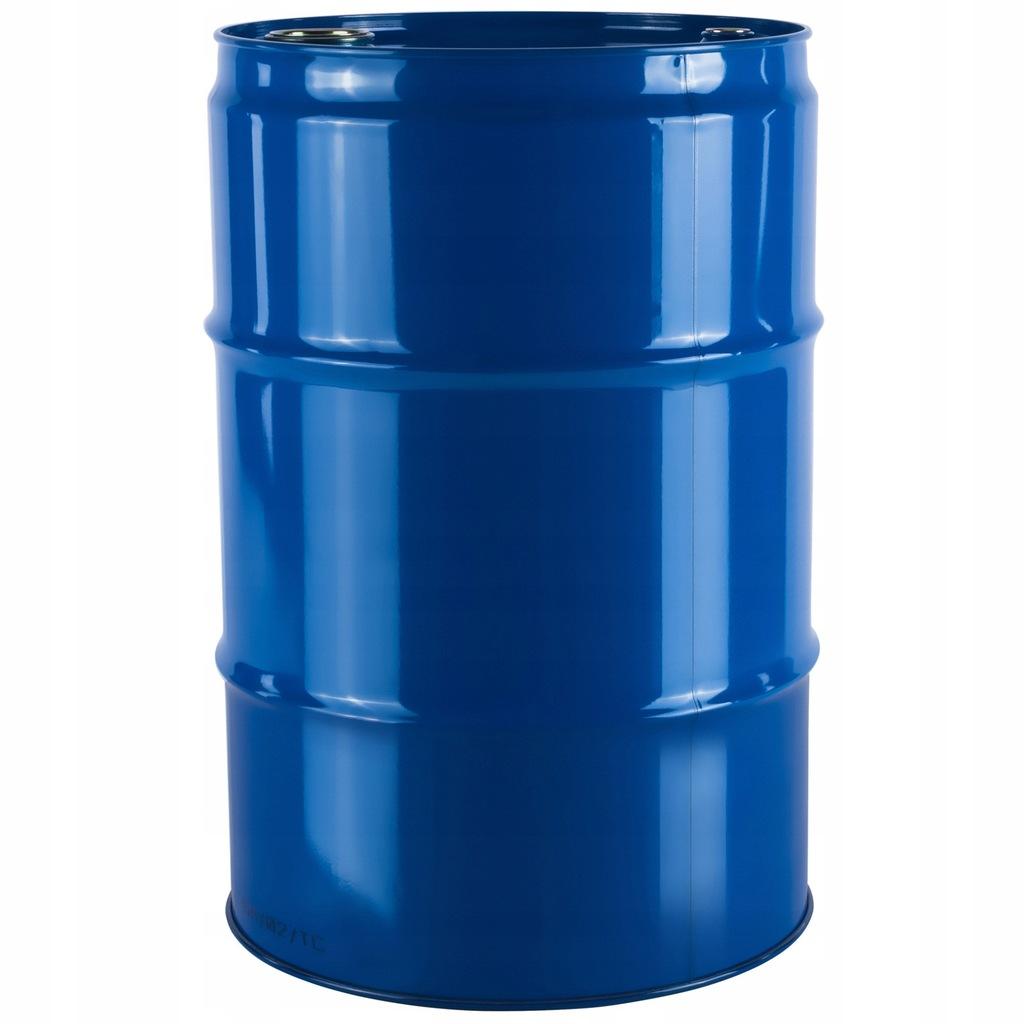Beczka stalowa metalowa TH 60L niebieska UN 1A1/Y1