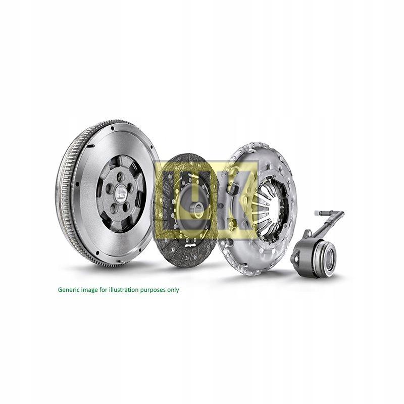 Zestaw sprzęgła Luk Citroen: Ds3 | Peugeot