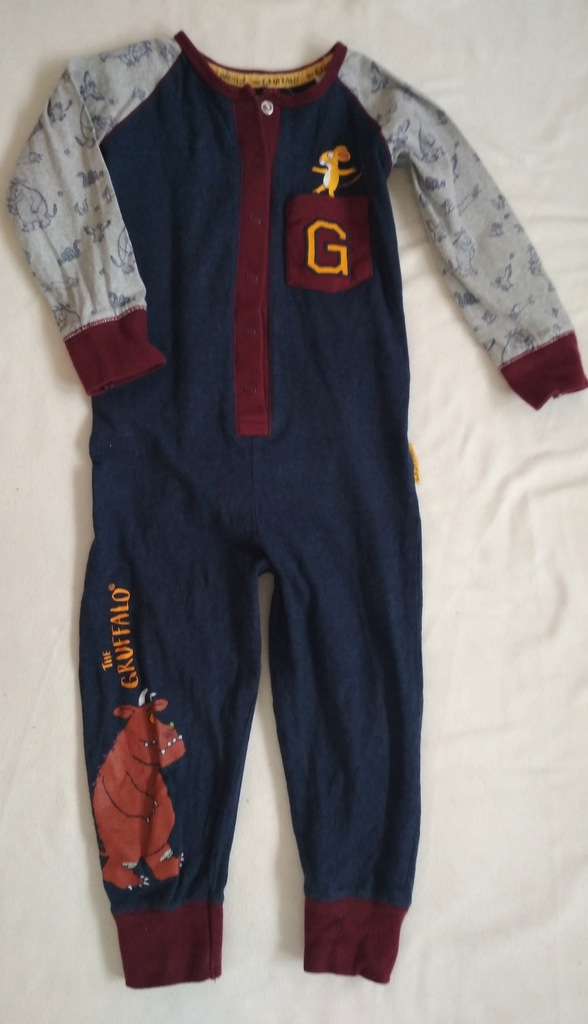 Piżamka Tu 92-98