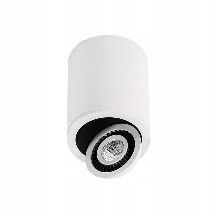 ITALUX Lampa Plafon Natynkowa SUBBA LED 7W 3000K