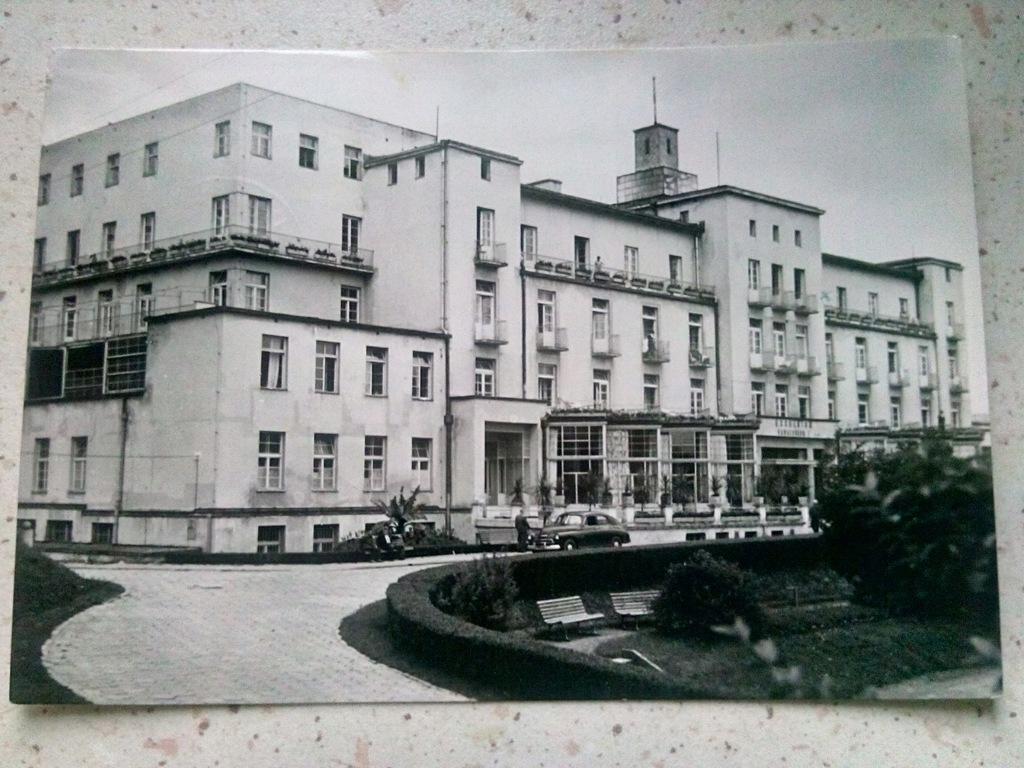 Iwonicz-Zdrój, Excelsior 1972 rok.