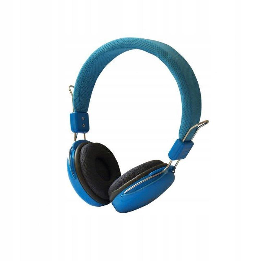 Słuchawki ART AP-60MB (kolor niebieski)